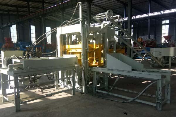 Hydraulic paver making machine Featured Image