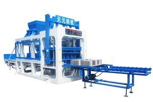 QTY8-15 Hydraulic block making machine