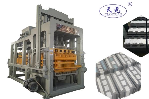 ESP / Polystyrene insert insulation block making machine Featured Image