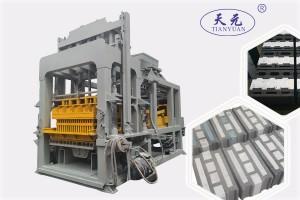 ESP / Polystyrene insert insulation block making machine