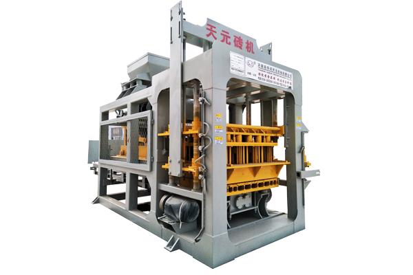 Grutte masine model QTY12-15 hege kapasiteit blok meitsjen masine folsleine line Featured Image
