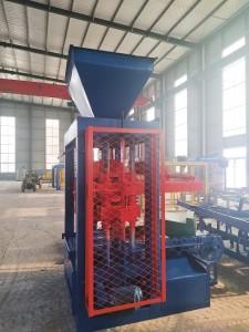 Низкая стоимость QTJ4-26C Ручное управление керамзит делая машину