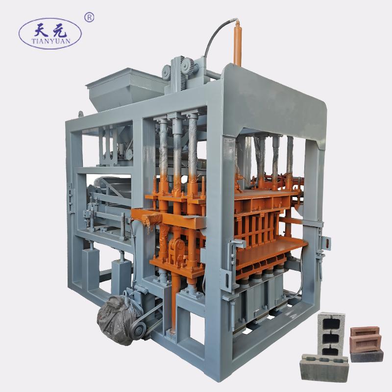 QTY4-15 block machine