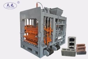 Auto brick block making machine hot sale