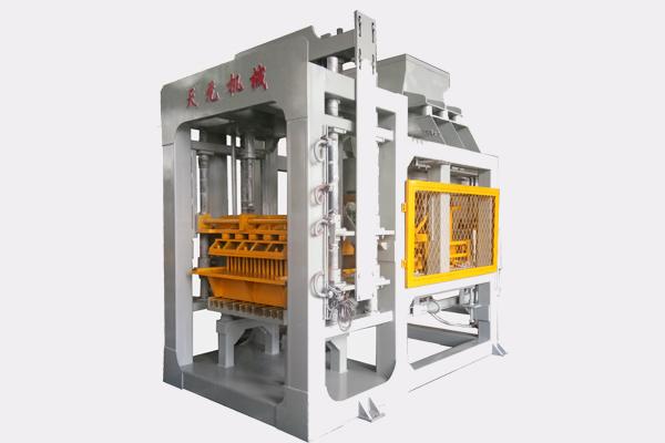 Promotion model QTY6-15A automatic concrete block machine Featured Image