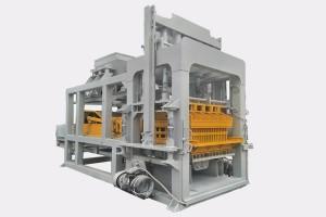 Good performance block machine QT8-15 Automatic brick production line